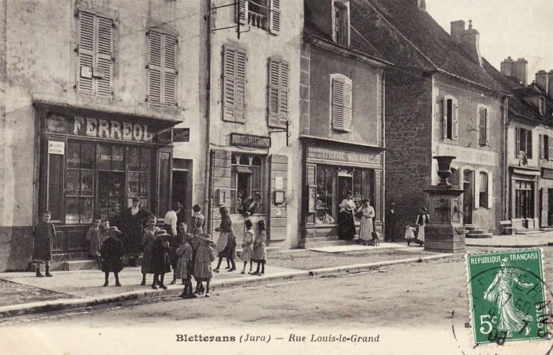 Cartes postales ville,villagescpa par odre alphabétique. - Page 4 A_blet11