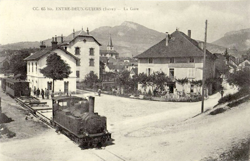 Cartes postales ville,villagescpa par odre alphabétique. - Page 4 A_gare10