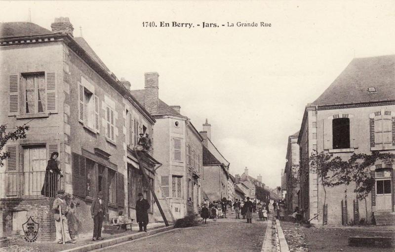 Cartes postales ville,villagescpa par odre alphabétique. - Page 4 A_jars12