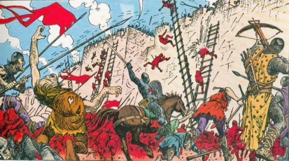 5 avantages des illustrations dans les vieux manuels d'histoire - Page 3 Img-2010