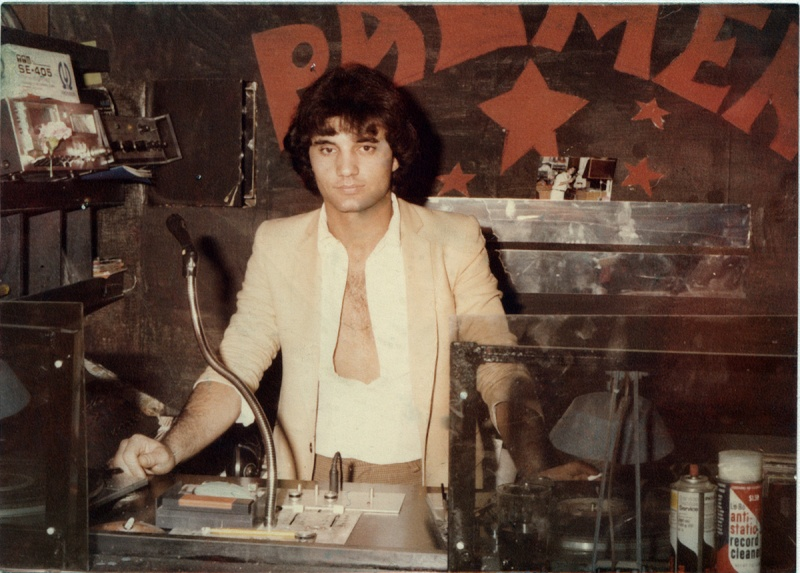Ο Πρώτος DJ  της RAINBOW Palmer10