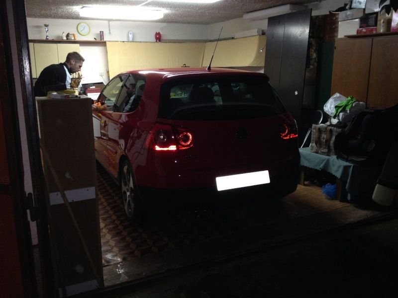 Plafoniere Per Box : Illuminazione box garage