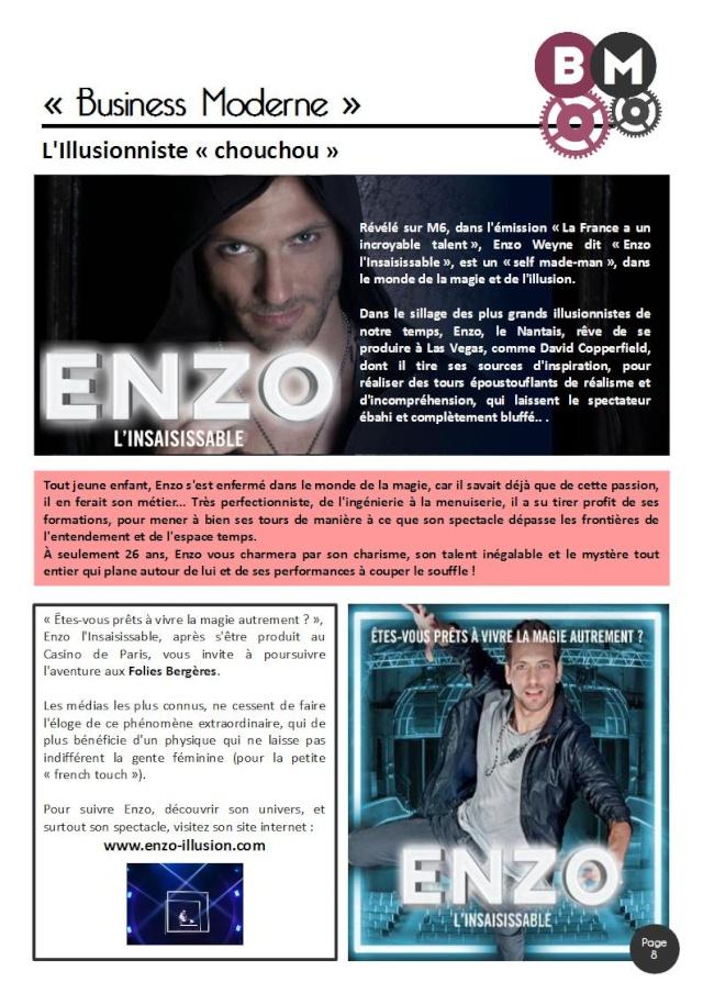 BUSINESS MODERNE - E-mag n° 2 E-mag_20