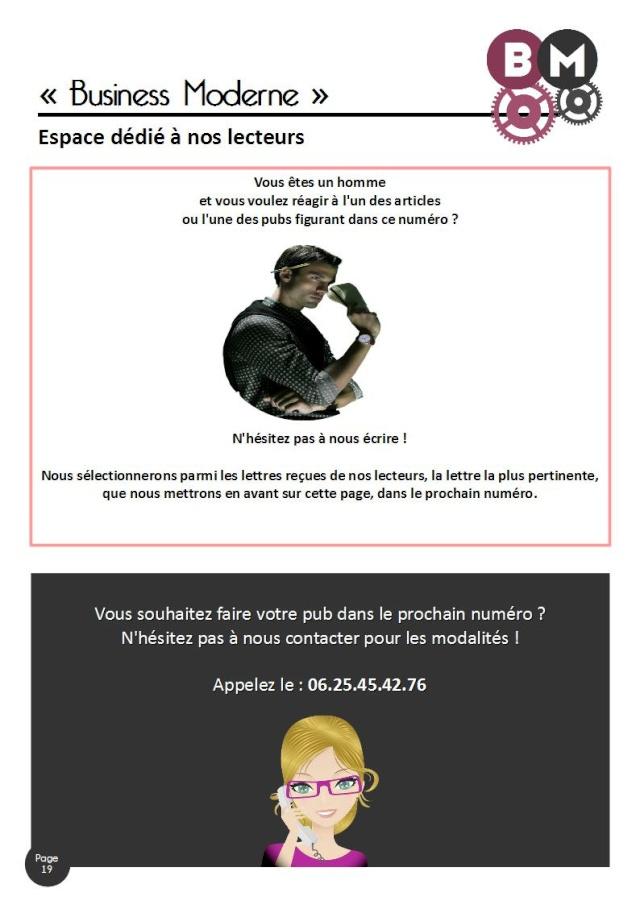 BUSINESS MODERNE - E-mag n° 2 E-mag_31