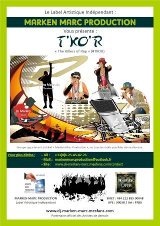 T'KO'R (The Killers Of Rap) : #groupe #musique #rap Mmp_ma12