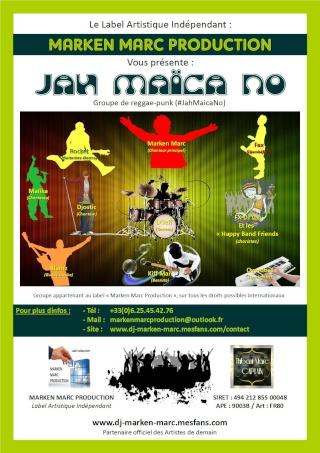 JAH MAÏCA NO : #groupe #musique #reggae-#punk Mmp_ma13