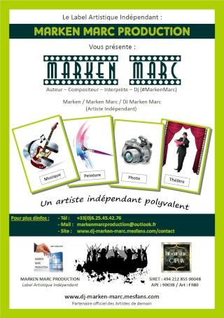 MARKEN MARC : #chanteur #auteur #compositeur #musique #artiste Mmp_ma14