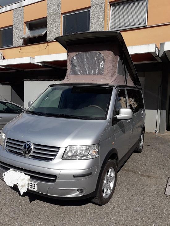 a vendre T5 multivan califbeach 2008 130cv 182000kms 7pl toit relev 20190610