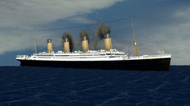 Titanic sous Blender - 21PhilC1 - Page 5 Navigu10