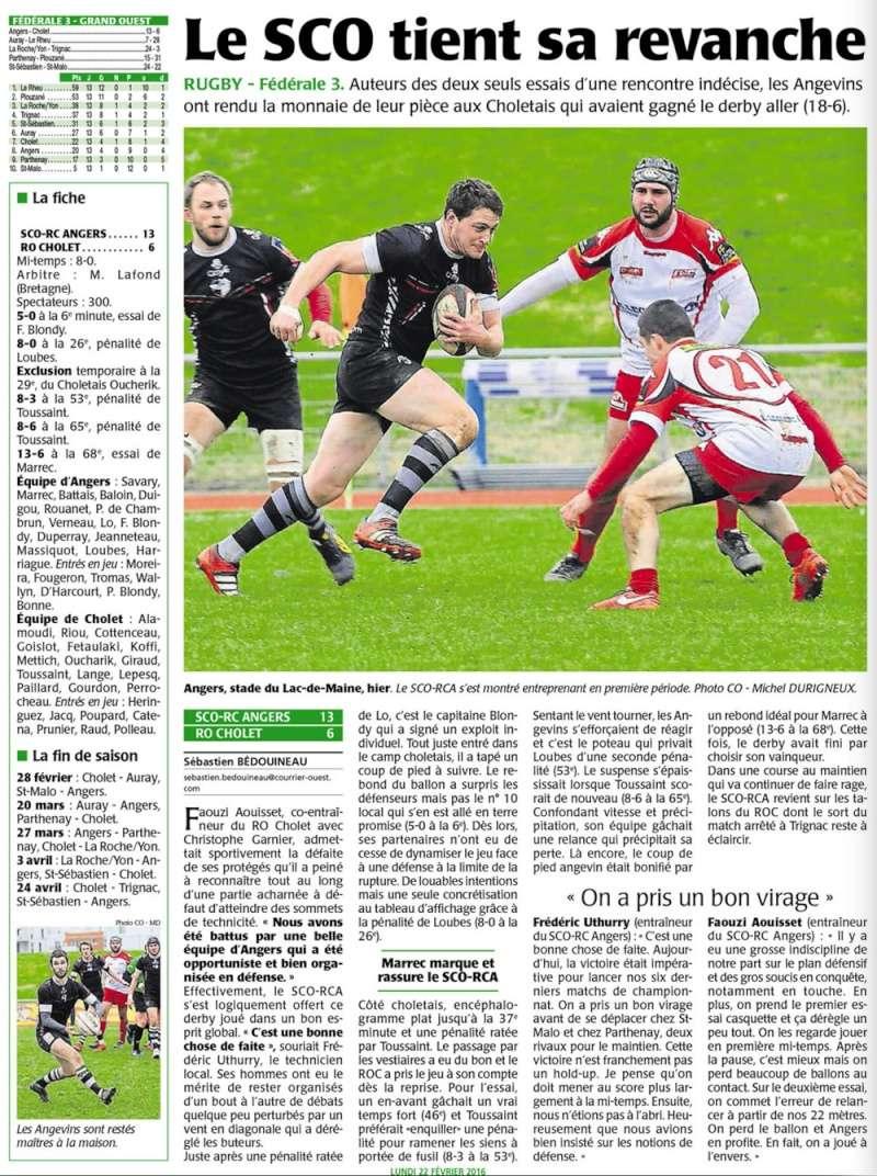 Matchs du 21 fevrier Angers11