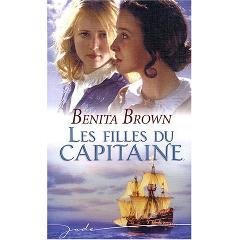 Les filles du capitaine de Benita Brown Xy240110