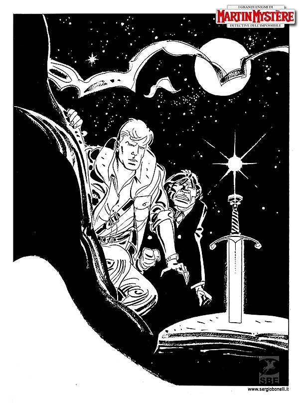 MARTIN MYSTERE - Pagina 5 Martin10