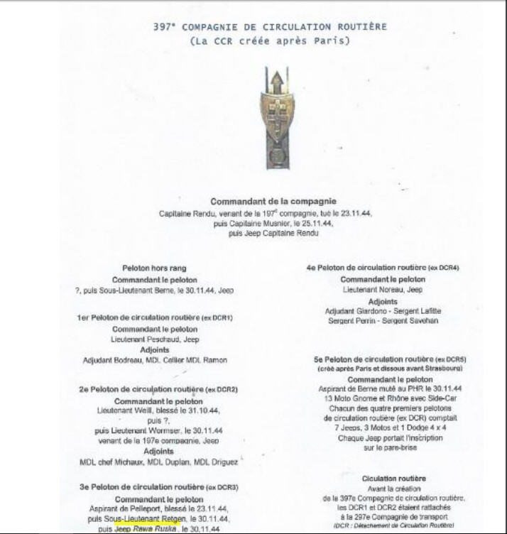 "Jeep ""RAWA-RUSKA"" / Sous-Lieutenant Alexandre RETGEN Dcr10"