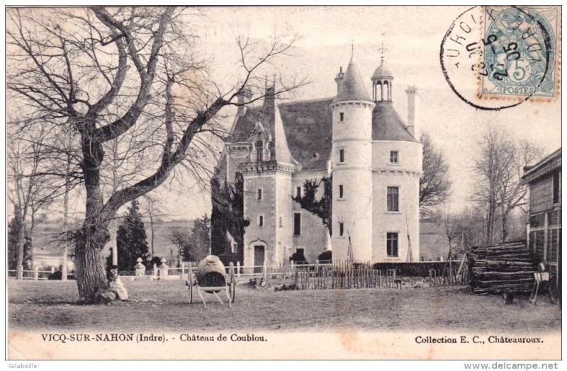Vicq-sur-Nahon Indre ( Mars 1945) Vicq110