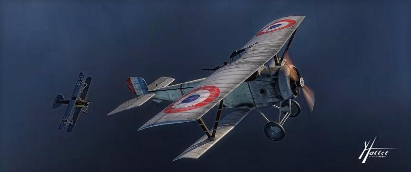 mes avions - Page 5 Nieupo16