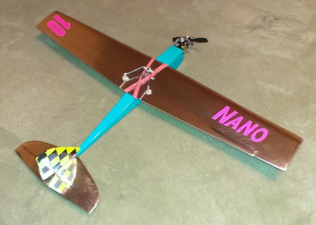 Cox .01 /.02 /.05 /.09 /.15 Speed Planes  Nano_b10