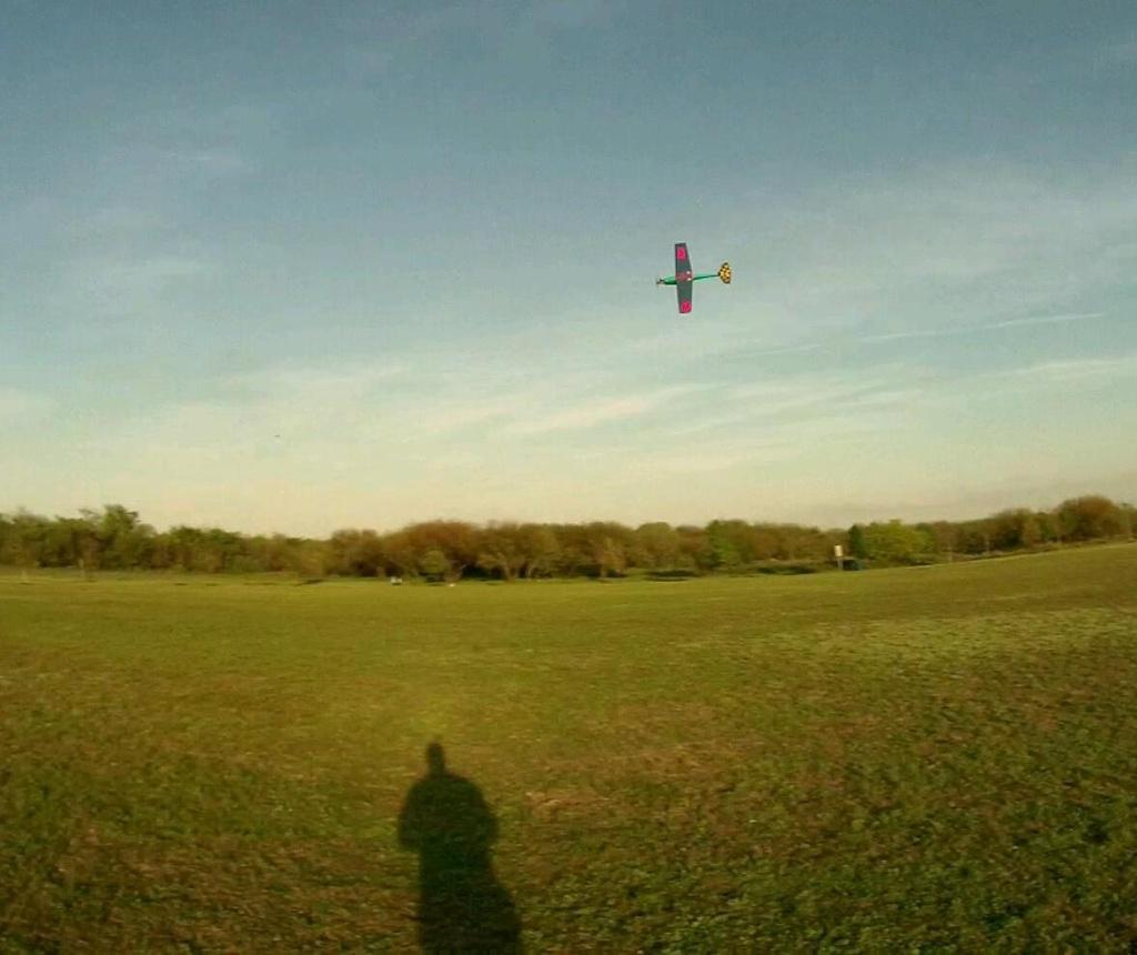 Cox .01 /.02 /.05 /.09 /.15 Speed Planes  Nano_w12