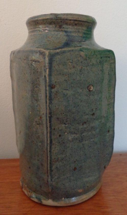 Help please - Anyone recognize this studio pottery? 2016-018