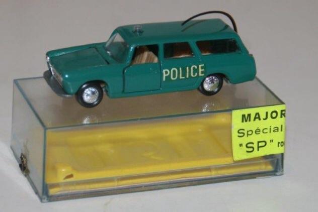 N°216 PEUGEOT 404 POLICE Image10