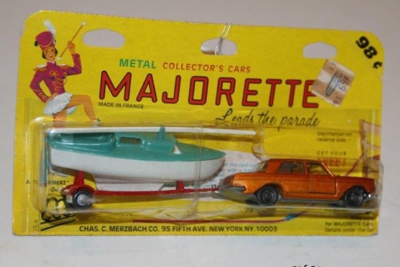 N°338 mercedes 280 SE + voilier Image28