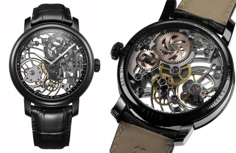 Cherche type de montre a mécanique apparente, mais pas skeleton Aerowa10