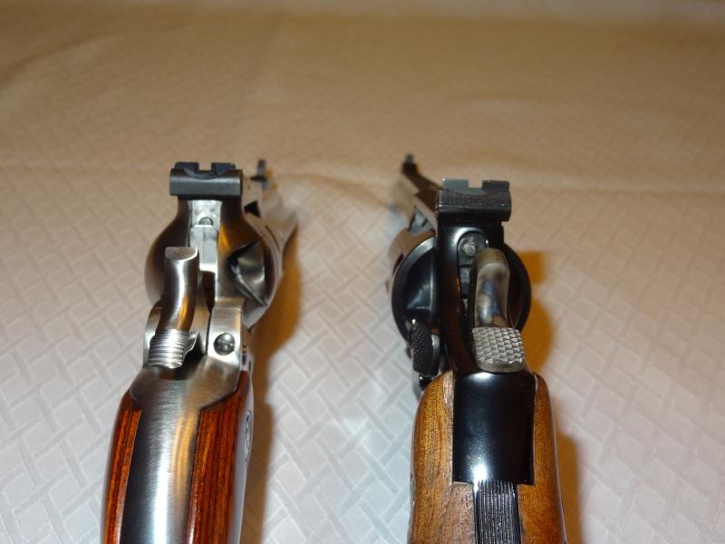 """Side by Side: S&W """"Model 17"""" vs Ruger """"New Model Single Six"""" 22lr_113"""