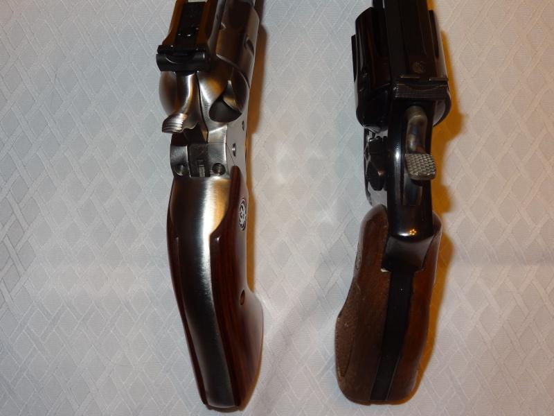 """Side by Side: S&W """"Model 17"""" vs Ruger """"New Model Single Six"""" 22lr_118"""