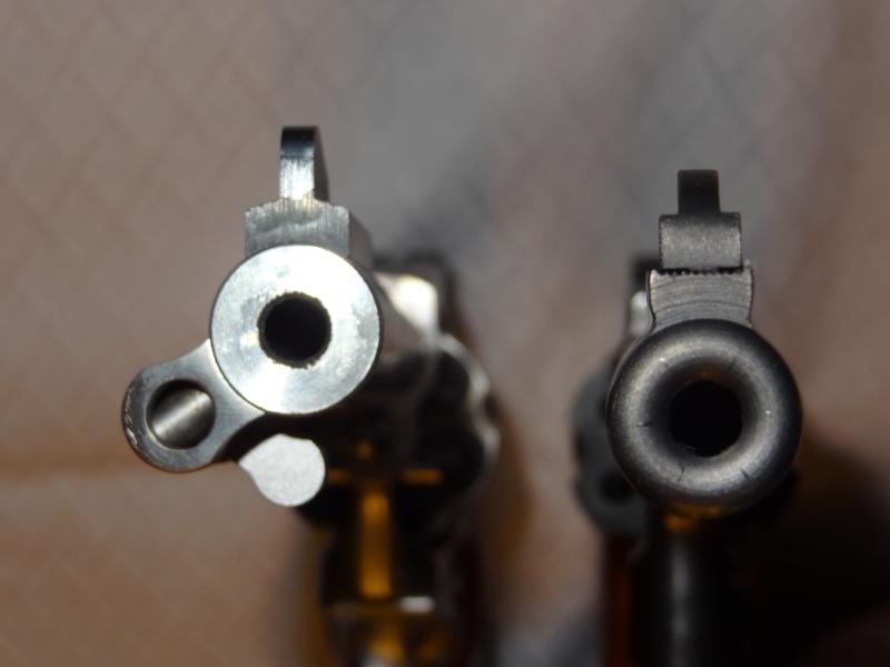 """Side by Side: S&W """"Model 17"""" vs Ruger """"New Model Single Six"""" 22lr_211"""