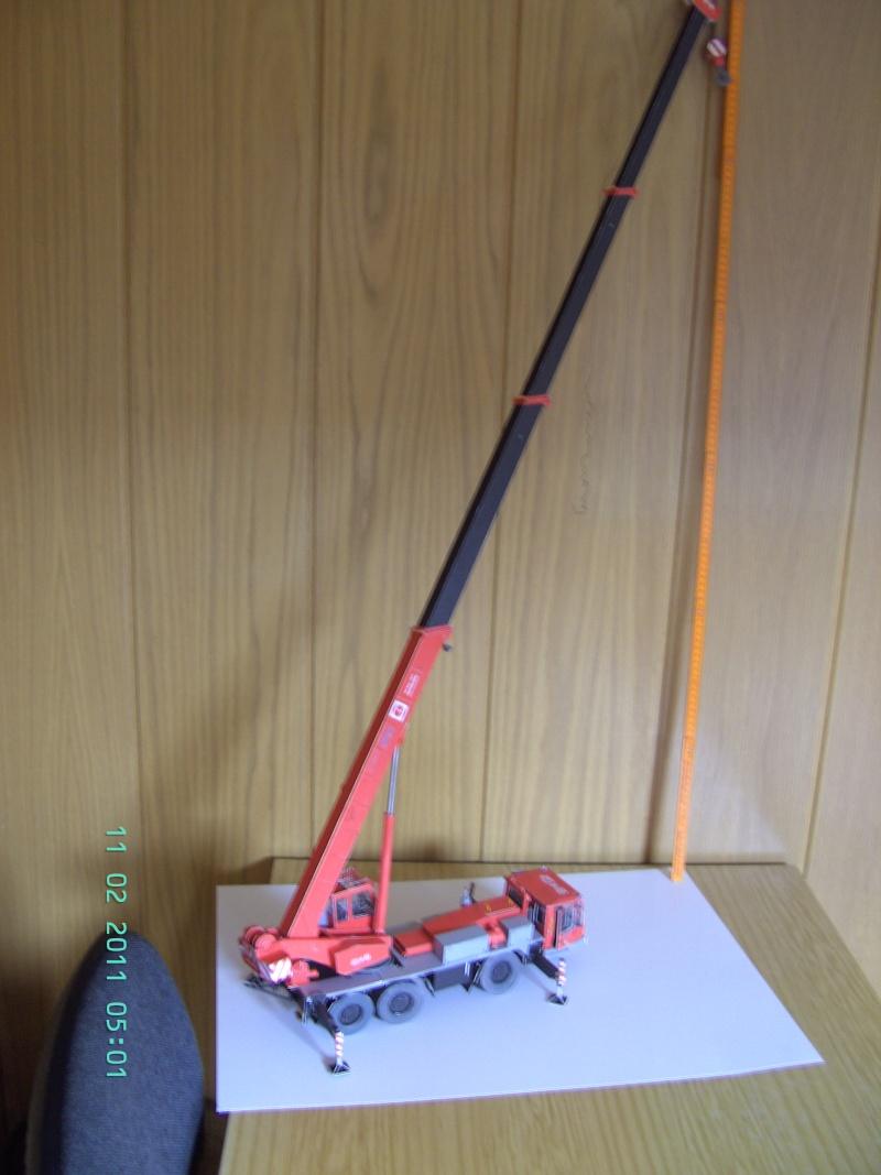 Fertig -  SS-1C SCUD B von Modelik gebaut von Holzkopf  - Seite 2 Autokr10