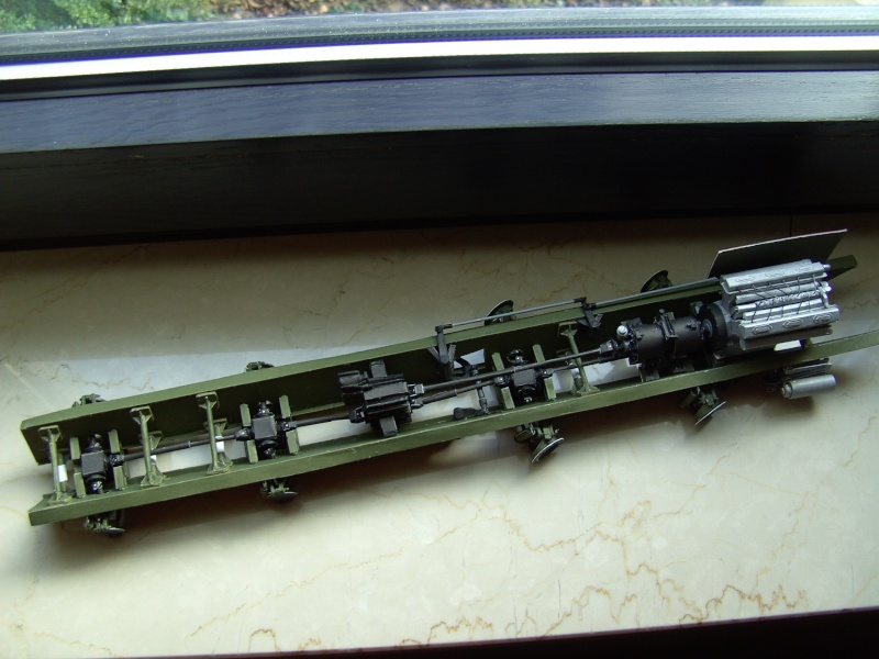 Fertig -  SS-1C SCUD B von Modelik gebaut von Holzkopf  Bild1310