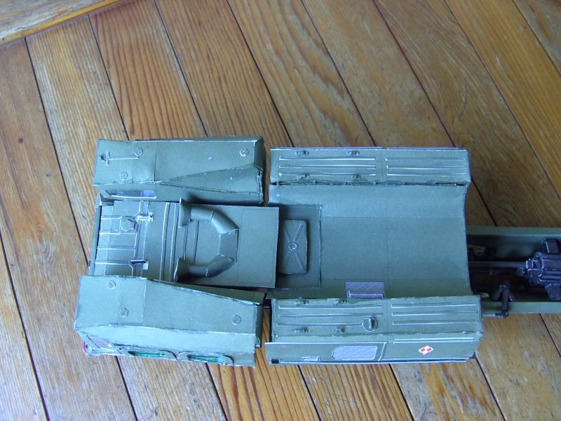 Fertig -  SS-1C SCUD B von Modelik gebaut von Holzkopf  - Seite 2 Bild1427