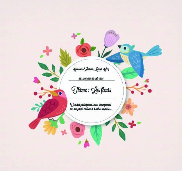 Concours du forum Météor : Les fleurs ! Concou12