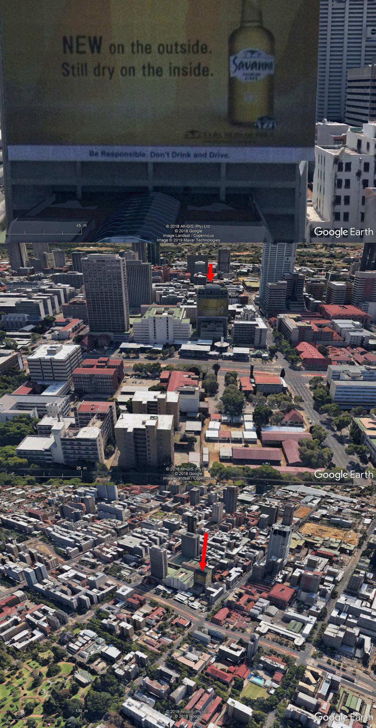 Voulez-vous être réalisateur du volume 3 de la vidéo Google Earth 3D ? Afr_su10
