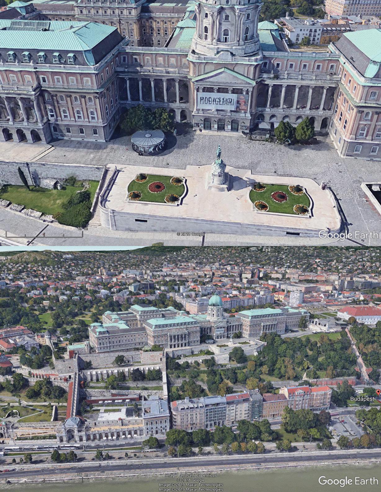 Voulez-vous être réalisateur du volume 3 de la vidéo Google Earth 3D ? Budape10
