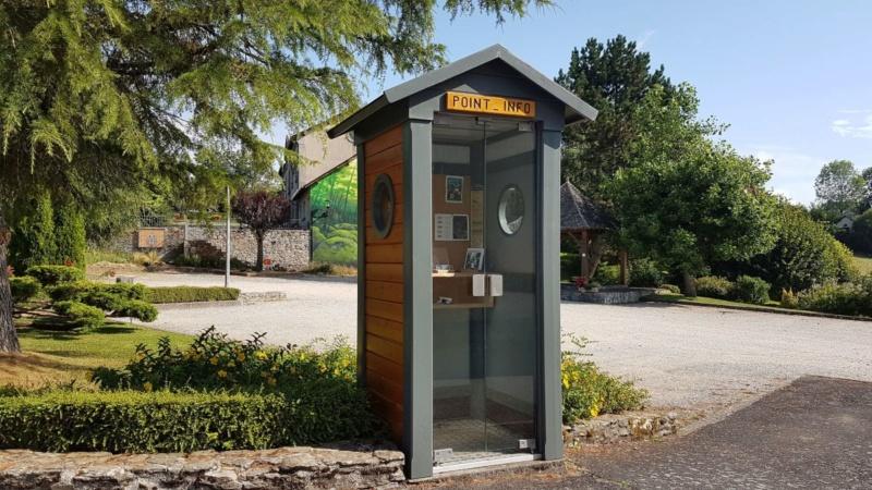 STREET VIEW : Les cabines téléphoniques - Page 2 Cabine10