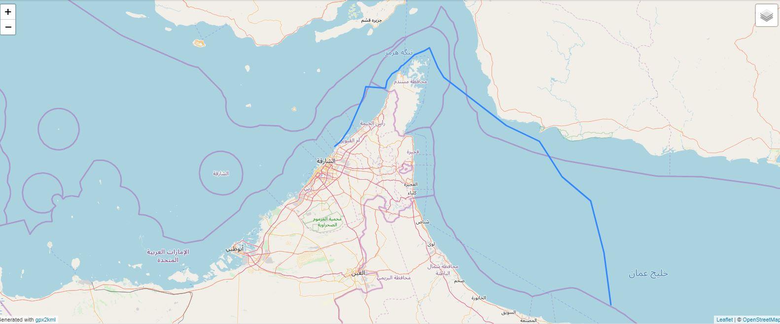 Animation courses de bateaux - Page 2 Dubai_11