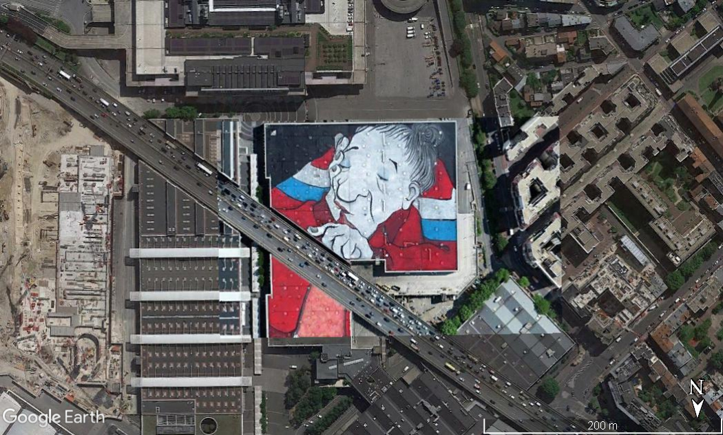 [Bientôt visible sur Google Earth] Paris : la plus grande fresque d'Europe vue du ciel Expo_p12
