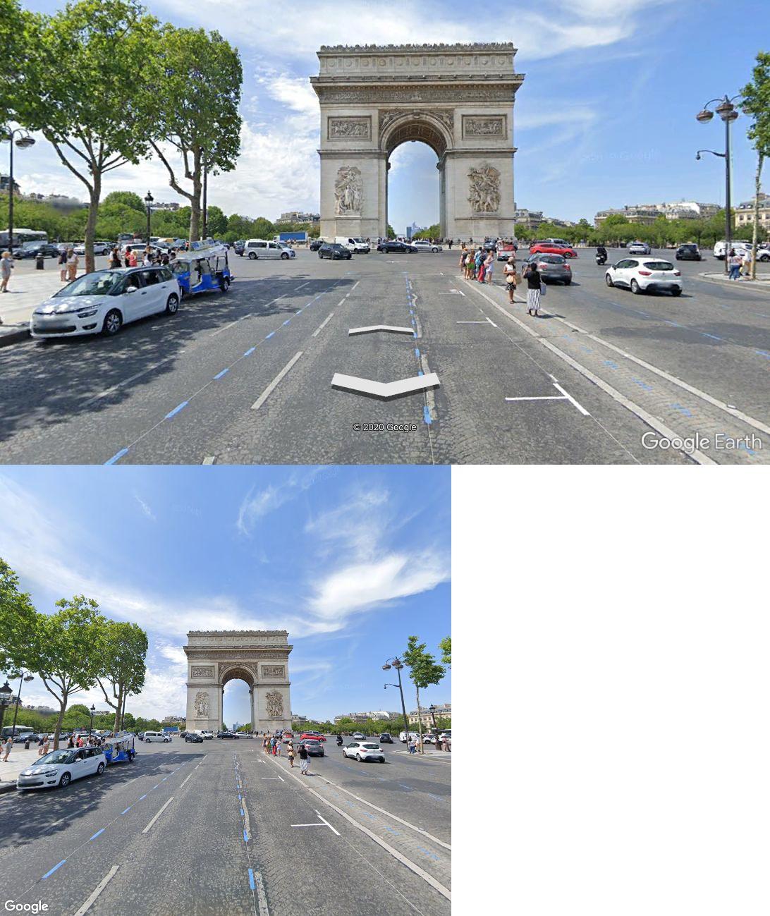 Capture d'écran, enregistrement d'image Paris_10