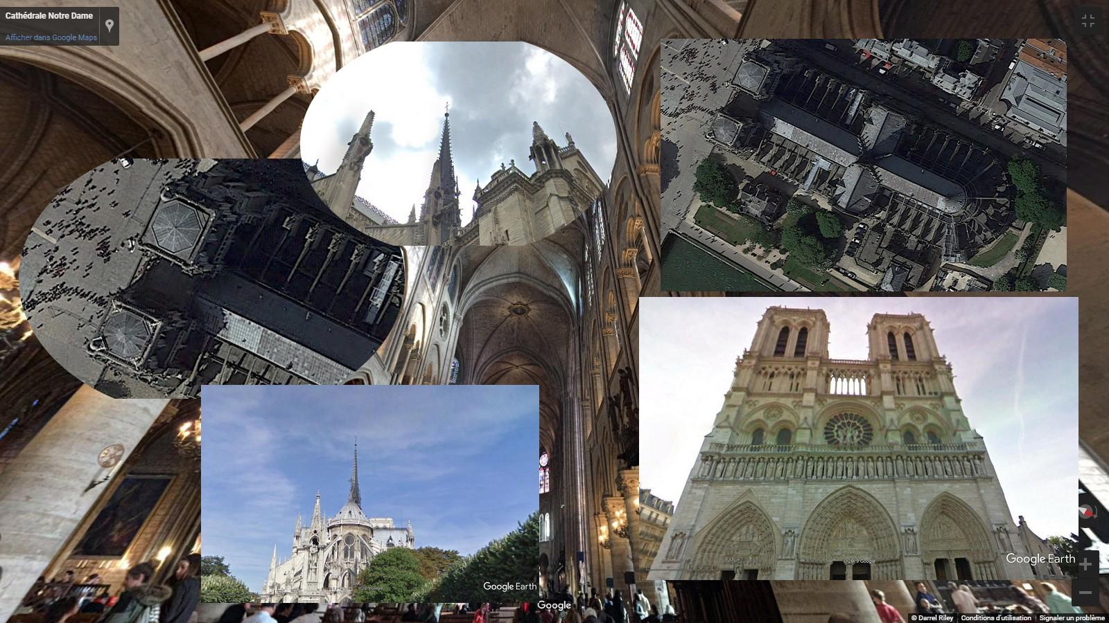 Sauvegarde virtuelle, visuelle  & mémorielle de la  Cathédrale Notre Dame de PARIS Photo_10