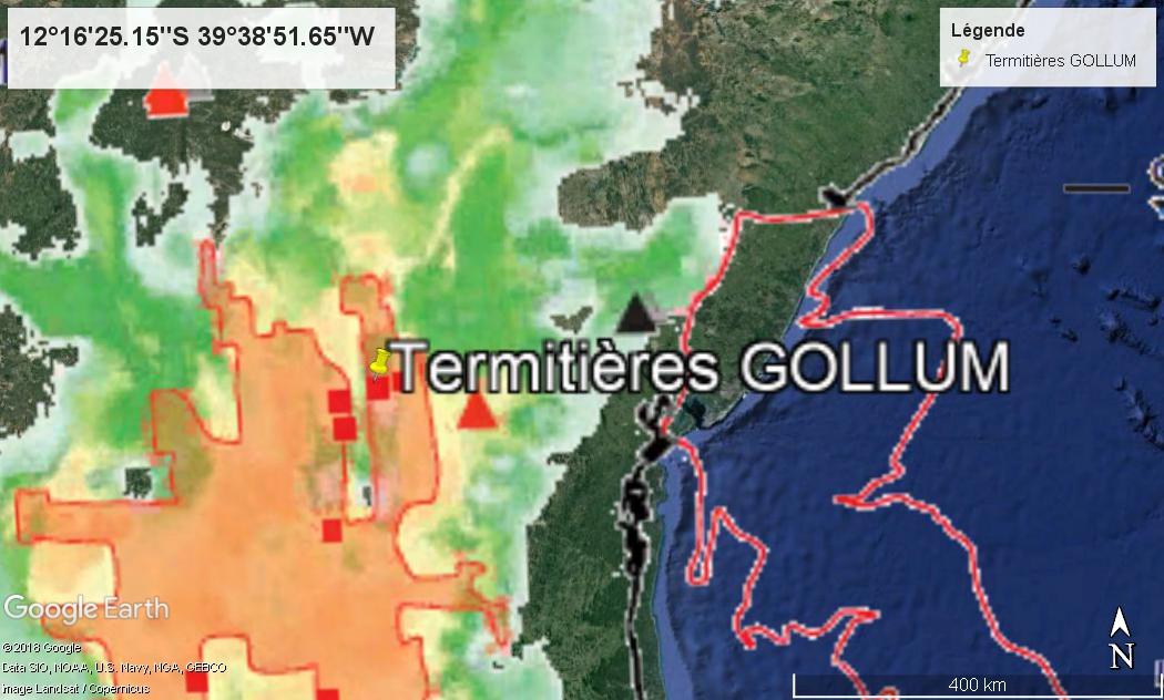 [Recherche d'endroits] Elle est où???  _  La termitière du Brésil. Term_g10