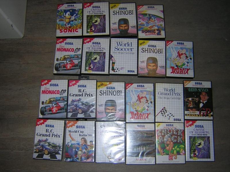 Vente ou echange doubleg03 jeux master system et console  Dscn6721