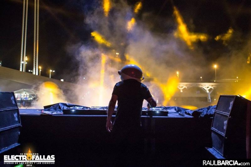[12/03/2016] Electrofallas Festival - Valencia - Spain 12273710