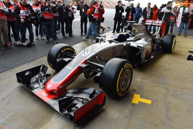Formula 1 World Championship #F1 - Page 3 Haas2010