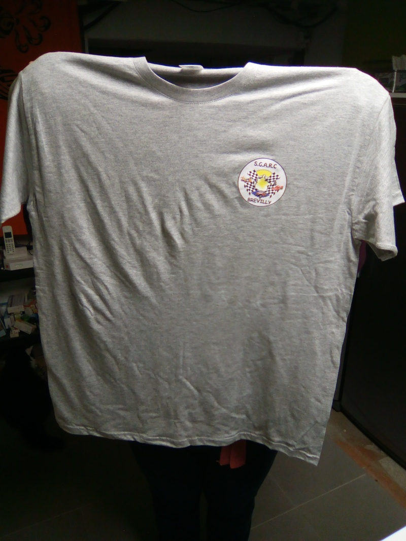 T-shirt  du club  Img_2011