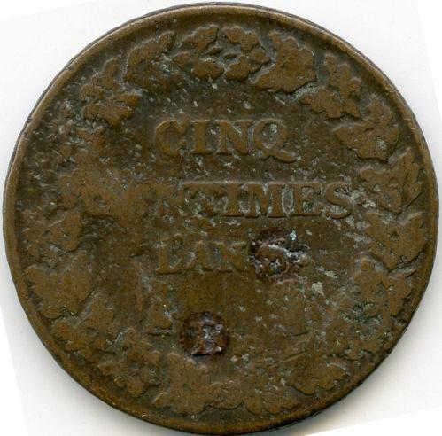5 centimes Dupré Manu_c10