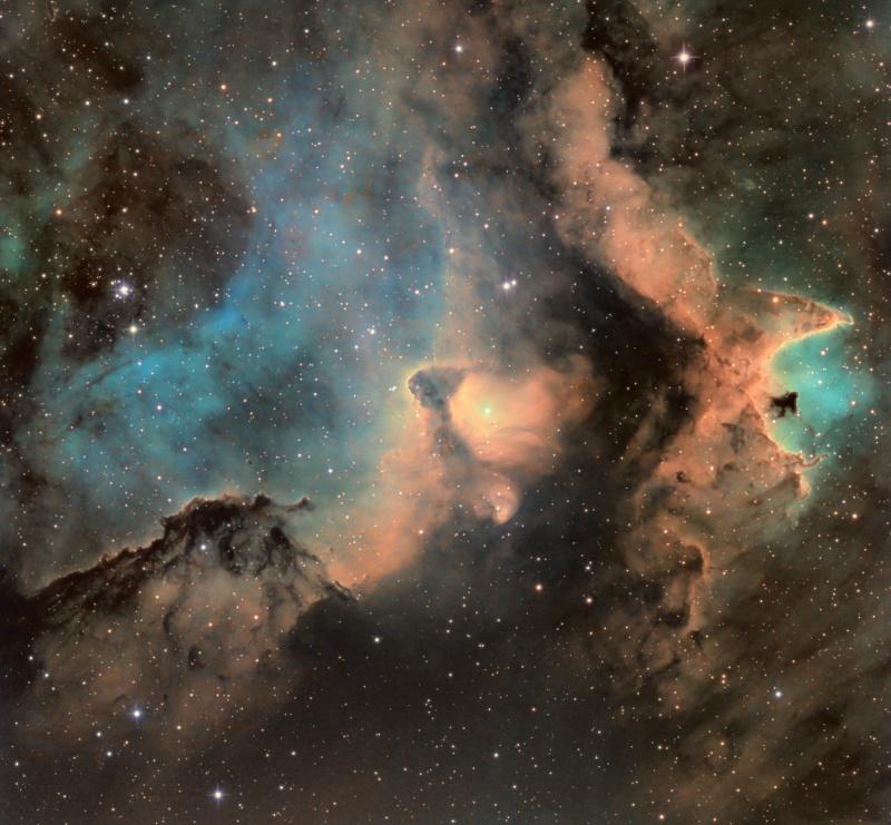 IC 1871 nebula Ic_18710