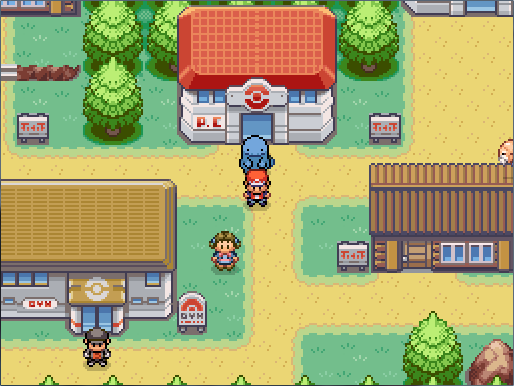 Pokémon Chronicles Demo - Version 16 Pokemo11