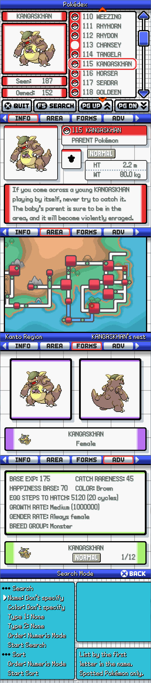 Pokémon Chronicles Features - page under construction!! Pokymo10