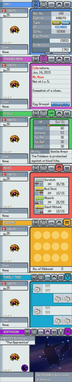 Pokémon Chronicles Features - page under construction!! Pokymo11