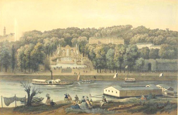 Le château de Saint-Cloud - Page 2 001sai10